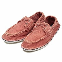 【SPERRY TOPSIDER】 スペリー トップサイダー HUNTINGTON 2-EYE ハンティントン 2アイレット STS10729 RED