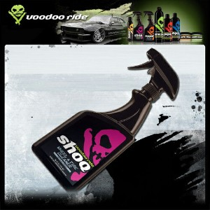 voodoo ride (ブードゥーライド) ショック (710ml) VR7004 / SHOQ Wheel & Tire Cleaner