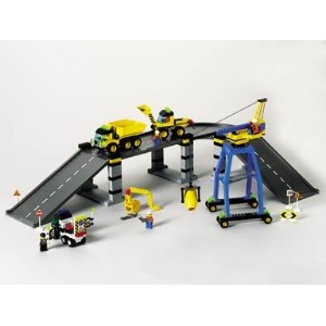 レゴ シティ LEGO 6600 Highway Construction