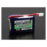 no2Turnigy nano-tech 7.4V 180mAh 25C リポ