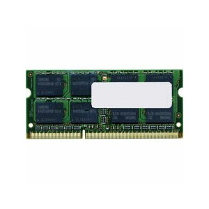 【バルク品】 増設メモリ SO-DIMM ・DDR3・1066MHz・PC3-8500・204pin・4GB GBN1066-4G