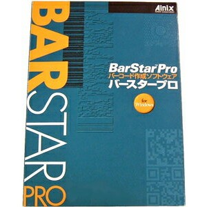 BarStarPro V1.4 for Windows2000/XP/Vista【代引手数料無料】♪
