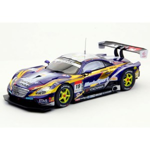 エブロ 1/43 スーパーGT 2012 WedsSport ADVAN SC430 No.19