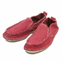 【SPERRY TOPSIDER】 スペリー トップサイダー HUNTINGTON SLIP ON ハンティントン スリッポン STS11471 RED