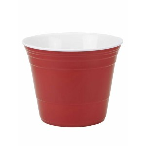 RED CUP LIVING RED CUP PARTY BUCKET【RCL-4753-RED】