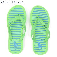 POLO Ralph Lauren HOLLINS Flip-Flop USラルフローレン メンズ サンダル (ups)