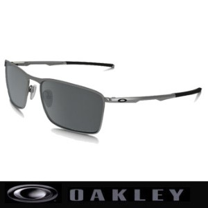 オークリー POLARIZED CONDUCTOR 6 偏光レンズ サングラス OO4106-02Lead/Black Iridium Polarized【Oakley コンダクター...