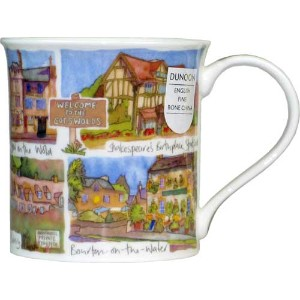 Dunoon マグカップThe Cotswolds DNT2 [0.3L]