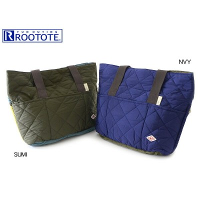 ROOTOTE RT.Hoodie SN.P-Quilting-N■2719-MG【レディース バック バッグ トート カバン 鞄 かばん ルートート 】■7006593【5as】...