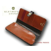 グレンロイヤル / GLENROYAL ■ROUND LONG PURSE 03-6178 ●014 ( NEW BLACK×OXFORD TAN×BORDEAUX ) [ 完全限定入荷商品 ]...
