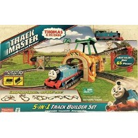 Fisher-Price Thomas and Friends TrackMaster 5-in-1 Track Builder Set きかんしゃトーマス
