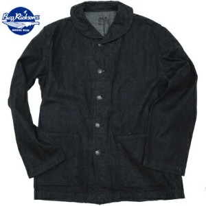 BUZZ RICKSON'S(バズリクソン) Navy Denim Work Jacket[BR12744A]【送料無料】