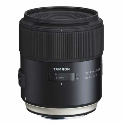 タムロン SP 45mm F1.8 Di VC USD ニコン用 (Model F013)