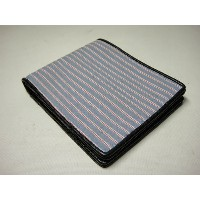 JACK SPADE ジャックスペード Narrow Stripe Bill Holder Wallet 財布 (Blue)
