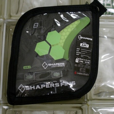 【Shapers Fin】AM1 Carbon Stelth FCS Box 【5 Fin】シェイパーズフィン AM1 Carbon Stelth 5フィン