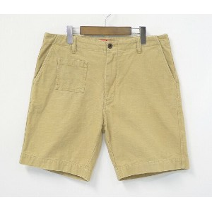 【中古】SUPREME (シュプリーム) B.D.U.FIELD SHORT BEIGE 32 フィールドショーツ ショートパンツ