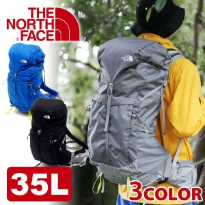 【25%OFFセール】【生産終了】ザ・ノースフェイス THE NORTH FACE!バックパック ザックパック(LXL) 【TECHNICAL PACKS】 [BANCHEE 35]...