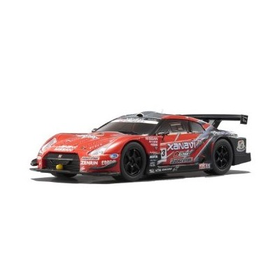 Auto Scale Collection FX-101MM T2 ザナヴィ ニスモ GT-R 2008 京商