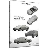 DOSCH DESIGN DOSCH Viz-Images: Abstract - Cars DVI-ABCA
