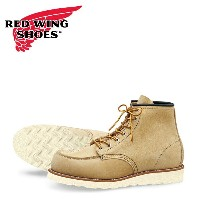 "【RED WING JAPAN正規取扱店】レッドウィング 8173 Classic Work / 6"" Moc-toe クラシックワーク ホーソーン スエード"