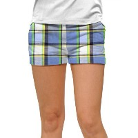 LoudMouth Ladies Blueberry Pie Shorts (#SS)【ゴルフ レディース>パンツ】
