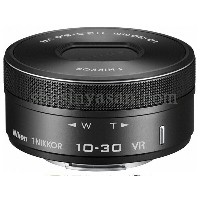 ニコン 1 NIKKOR VR 10-30mm f/3.5-5.6 PD-ZOOM ブラック