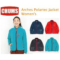 CHUMS チャムス CH14-0503  Arches Polartec Jacket Women's アーチポーラテックジャケットツ ※取り寄せ品