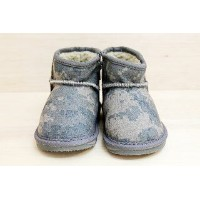 ○【ZOOM /ズーム】【PEEP/ピープ】【1648】Mouton Boots(14~21)