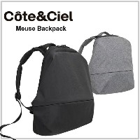 Cote&Ciel 最新入荷 コートエシエル Meuse Backpack 15インチ 28033 28034 メンズ バックパック リュックサック バッグ /正規品取扱店舗/ so1