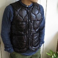 【20%OFF】ENDS and MEANS Quilting Vest エンズアンドミーンズ キルティングベスト ※返品交換不可