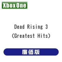 【Xbox One】Dead Rising 3(Greatest Hits) マイクロソフト [6X2-00026]【返品種別B】