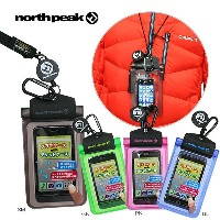 north peak 〔ノースピーク パスケース〕 SMARTPHONE & PASS CASE NP-5219