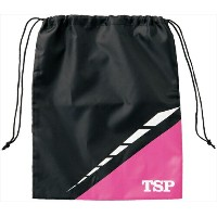 【TSP】VICTAS 042408-0300 TSPシューズ袋 [ピンク]【卓球用品】ケース/バッグ(※ヤマト卓球)【RCP】
