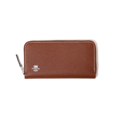 Whitehouse Cox [ ホワイトハウスコックス ] / 【LONDON CALF×BRIDLE LEATHER COLLECTION】ZIP ROUND PURSE / 全3色 ...