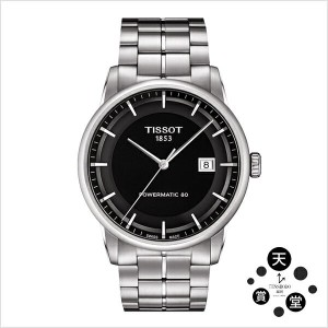 TISSOT T-CLASSIC ティソ TISSOT LUXURY AUTOMATIC T0864071105100