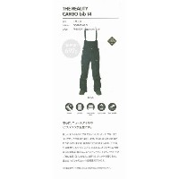 15-16 REW(アールイーダブリュー) THE REALITY CARGO BIB 14 GORE-TEX3L EMERALD Sサイズ[10%OFF][送料無料]