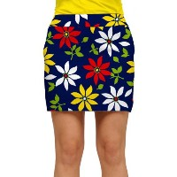 LoudMouth Ladies She Loves Me Not Skorts (#SK)【ゴルフ レディース>スコート】