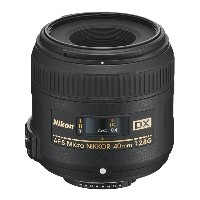 Nikon ニコン マイクロレンズ AF-S DX Micro NIKKOR 40mm f/2.8G