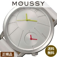 MOUSSY時計 マウジー腕時計 MOUSSY 腕時計 マウジー 時計 オリエント ORIENT ビッグ ケース MOUSSYBig Case[ギフト プレゼント ご褒美][おしゃれ 腕時計]