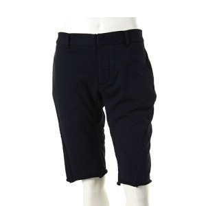 VADEL バデル tight jersey twist short{-AES}