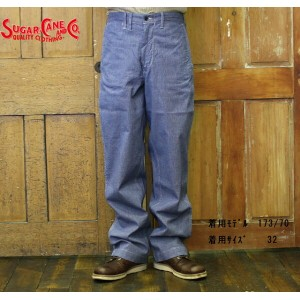 "No.SC41508 SUGAR CANE シュガーケーン""JEAN CORD TROUSERS"""