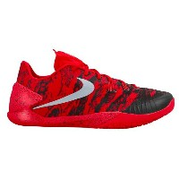 Nike Hyperchase PE メンズ University Red/Metallic Platinum/Black ナイキ バッシュ ハイパーチェイス James Harden...