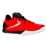 Nike Hyperchase メンズ Bright Crimson/Black/White/Metallic Silver ナイキ バッシュ ハイパーチェイス