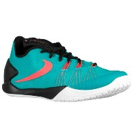 Nike Hyperchase メンズ Artisan Teal/Light Retro/Black/Hot Lava ナイキ バッシュ ハイパーチェイス