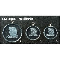 LMクリスタルメダル (高級別珍ケース入り) LM9900VB/A-1