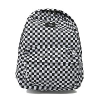 【VANSアパレル】 ヴァンズ バッグ OLD SKOOL II BACKPACK VN000ONIHU0 16SP Black/White Che