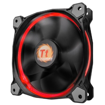 Thermaltake CPUクーラー Riing 14-256Color LED CL-F043-PL14SW-A [CLF043PL14SWA]