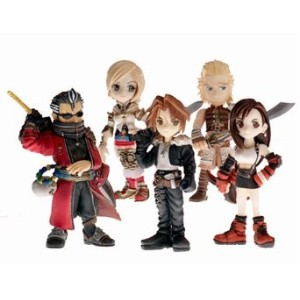 FINAL FANTASY TRADING ARTSmini Vol.2 BOX スクウェア・エニックス
