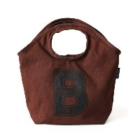 MINI TOTE BAG / BROWN
