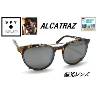 ★SPY★スパイ★CROSSTOWN ALCATRAZ★DESERT TORT-HAPPY BRONZE POLAR BLACK MIRROR★偏光★サングラス